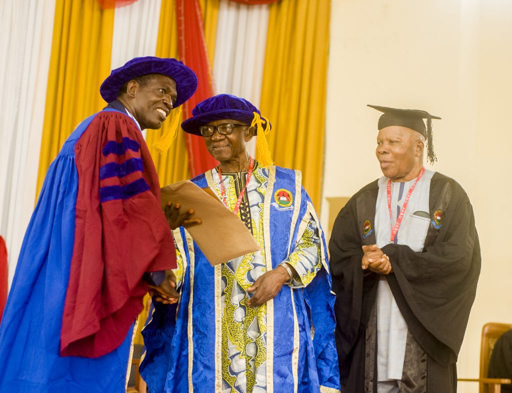 Professor Awe 7th Distinguished Lecture