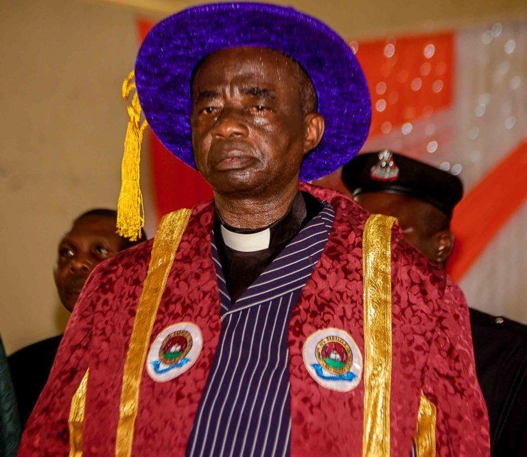 Pastor E.H.L. Olusheye
